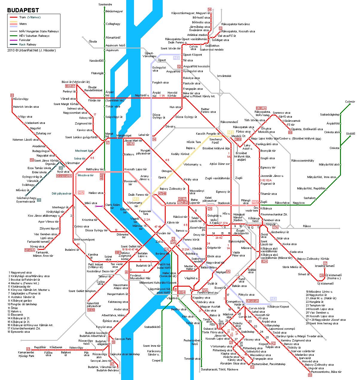 схема маршрутов автобусов тель авив